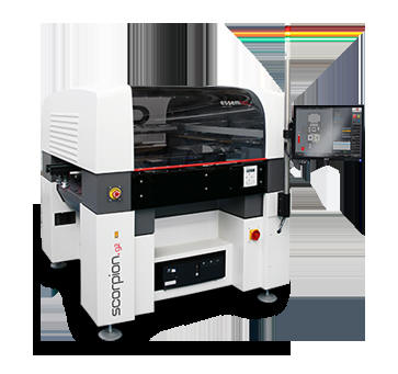 Essemtec Scorpion High Speed Jet Printer
